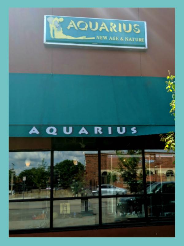 AQUARIUS KC | Aquarius: A New Age Metaphysical Store for
